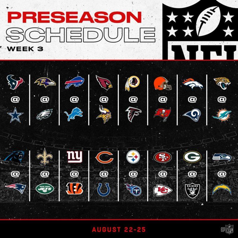 week 3 pre