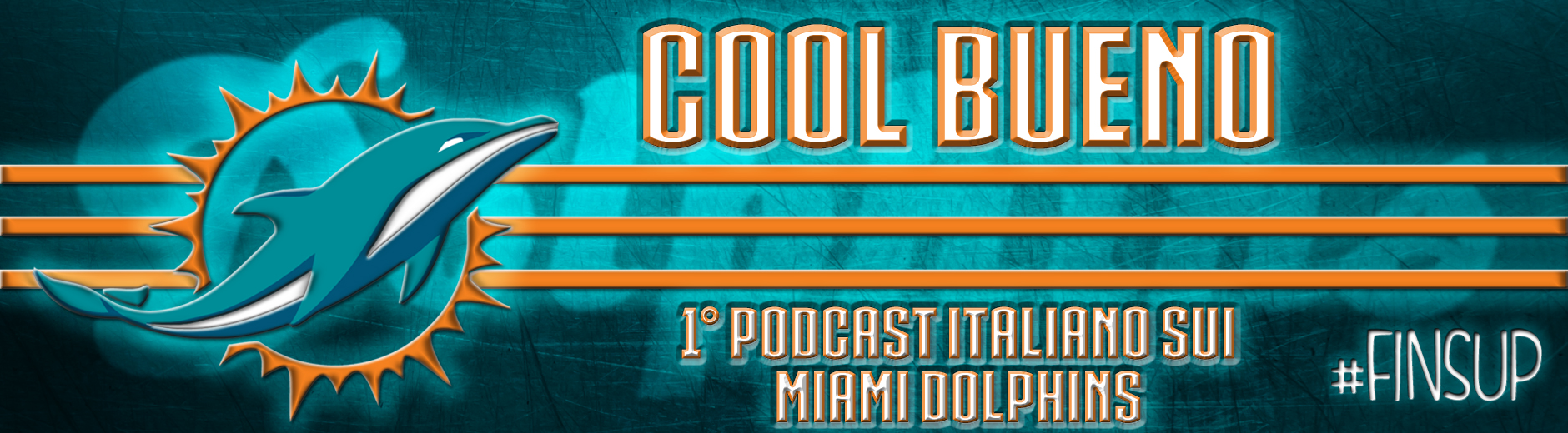 Cool Bueno, il podcast dedicato ai Miami Dolphins