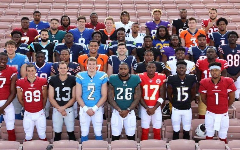 La Rookie Premiere 2019 organizzata dalla NFLPA