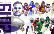 Il Draft 2019 dei Minnesota Vikings