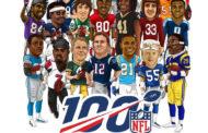 I 32 giocatori di NFL 100