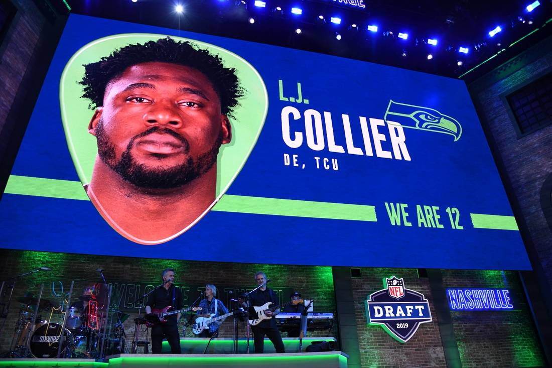 Il Draft 2019 dei Seattle Seahawks
