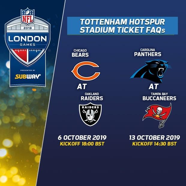tottenham abbonamenti biglietti 2019
