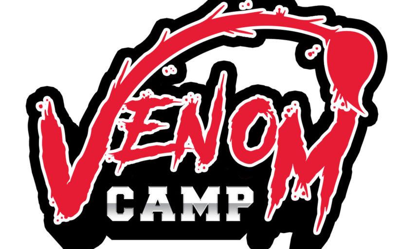 Venom Camp 2019: 22 e 23 giugno a Varese
