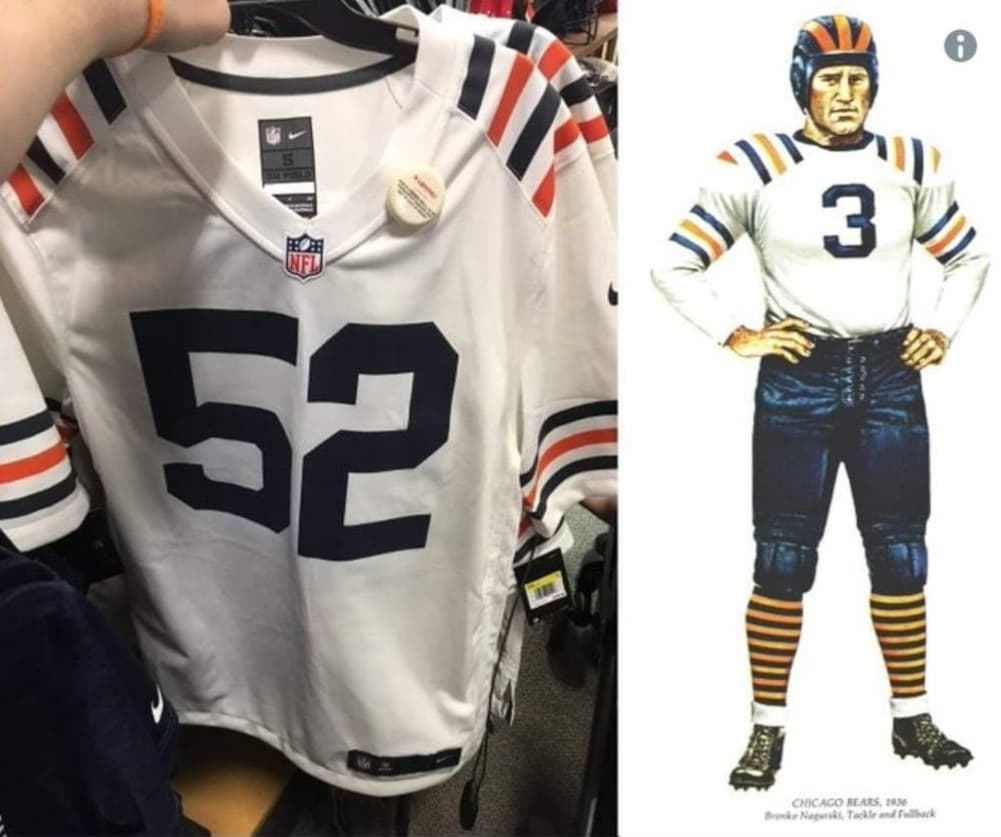 AREA 54: Il rilancio della jersey che nel 1936 non piaceva a nessuno