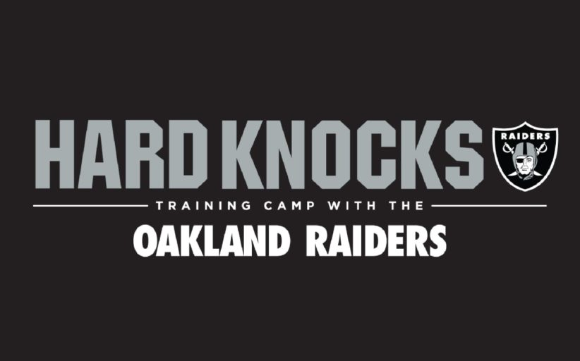 Gli Oakland Raiders su Hard Knocks