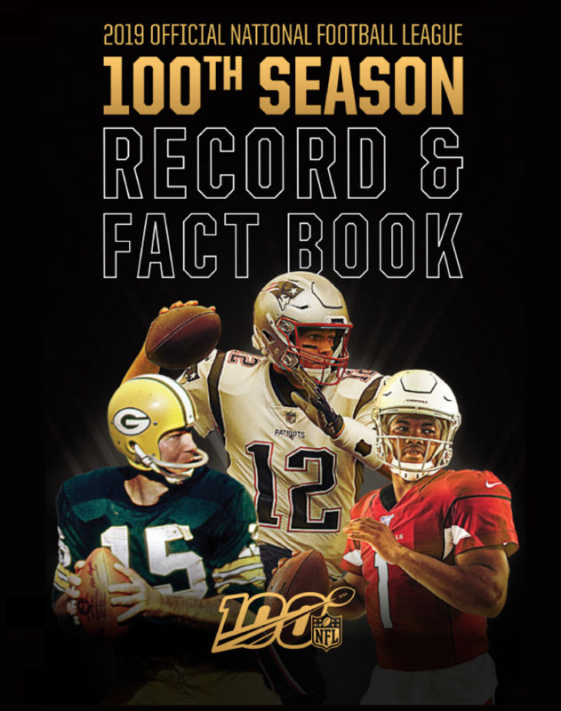 100 record fact book cover