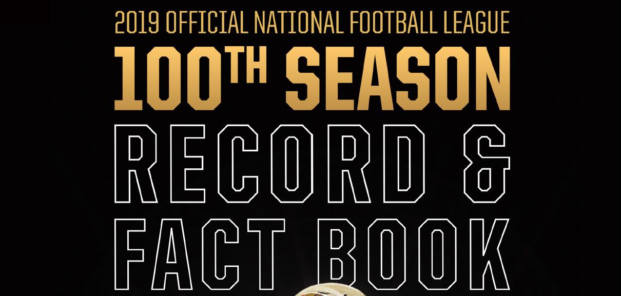 Record & Fact Book 2019 - Tutto sulla NFL