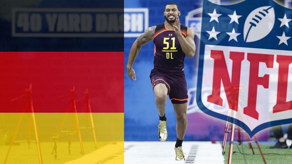 LA NFL International Combine si terrà in Germania