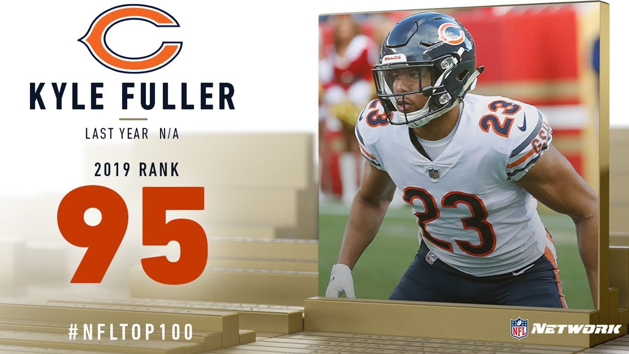 AREA 54: Kyle Fuller è l'atleta NFL n° 95 di 100