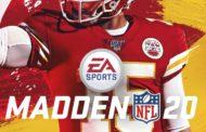 EA ha presentato Madden 20 con Mahomes in copertina
