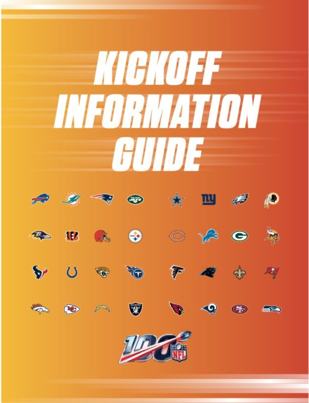 kickoff 2019 cover