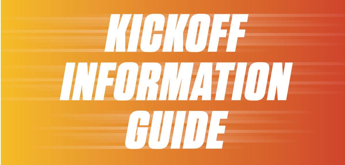 La NFL Kickoff Guide 2019 in PDF