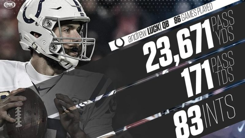 andrew luck stats