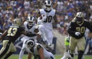[NFL] Week 2: Brees out (New Orleans Saints vs Los Angeles Rams 9-27)
