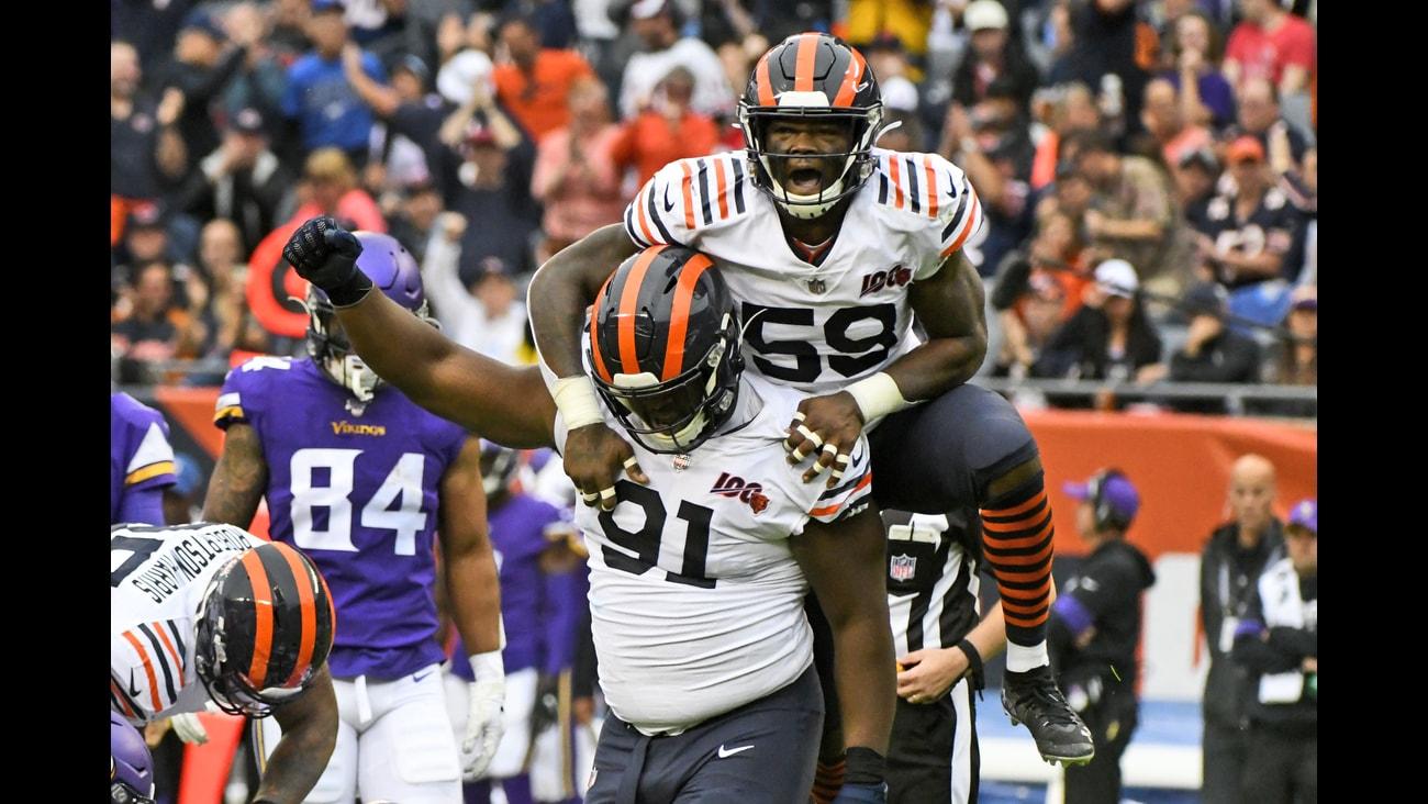 [NFL] Week 4: Che cuore Bears! (Minnesota Vikings - Chicago Bears 6-16)