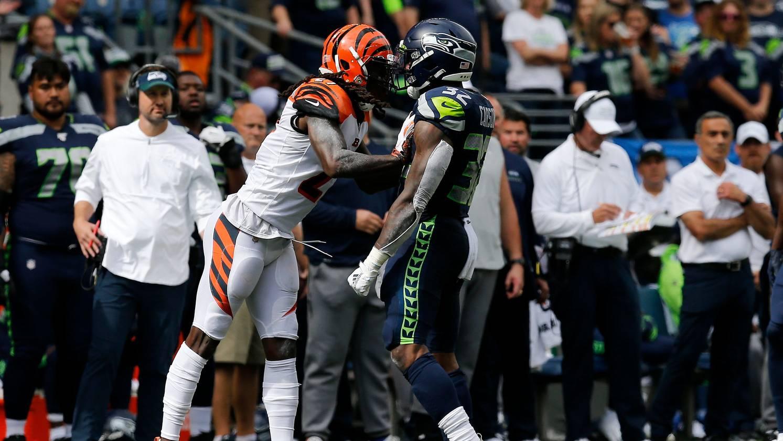 [NFL] Week 1: Dalton Show! (Seattle Seahawks vs Cincinnati Bengals 21-20)