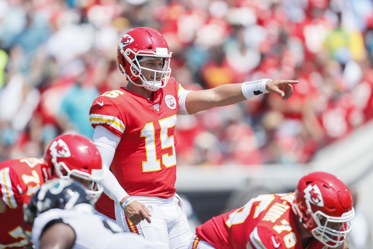 [NFL] Week 1:  Un ritorno in grande stile (Jacksonville Jaguars vs Kansas City Chiefs 26-40)