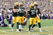 [NFL] Week 2: Basta un tempo (Minnesota Vikings vs Green Bay Packers 16-21)