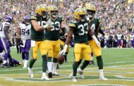 [NFL] Week 2: Basta un tempo (Minnesota Vikings vs Green Bay Packers 16-21)