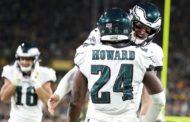 [NFL] Week 4: Triplo Howard (Philadelphia Eagles vs Green Bay Packers 34-27)