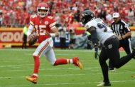 [NFL] Week 3: Le penalità spennano i Corvi (Baltimore Ravens vs Kansas City Chiefs 28-33)