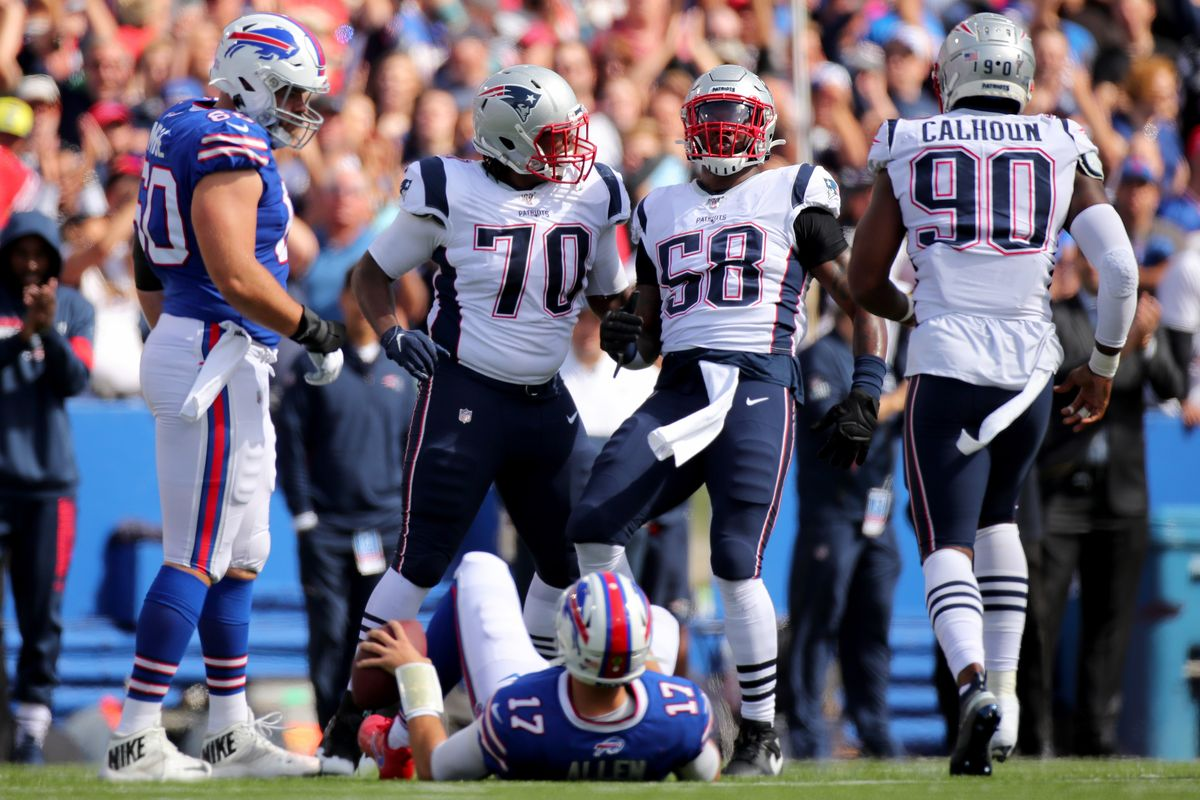 [NFL] Week 4: Attacchi dalle ceneri bagnate (New England Patriots vs Buffalo Bills 16-10)