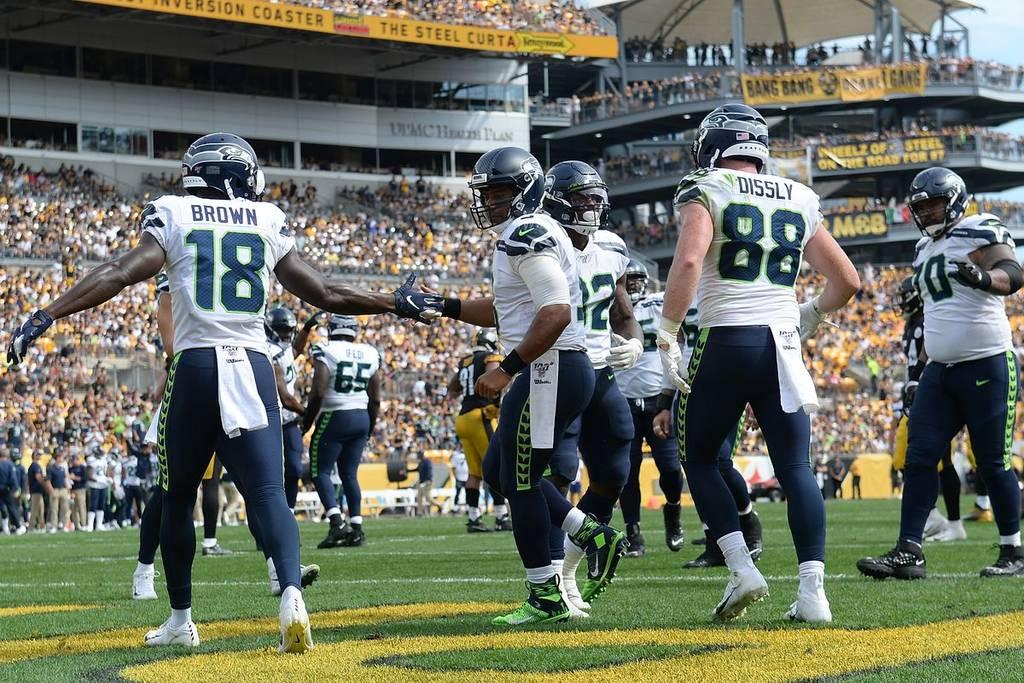 [NFL] Week 2: Auguri Pete! (Pittsburgh Steelers vs Seattle Seahawks 26-28)