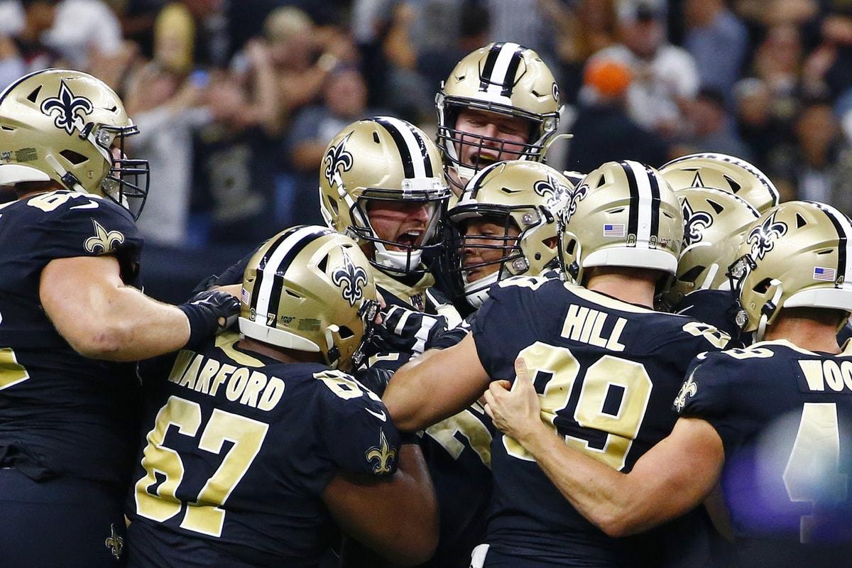 Parola all'insider: New Orleans Saints - John Comencini
