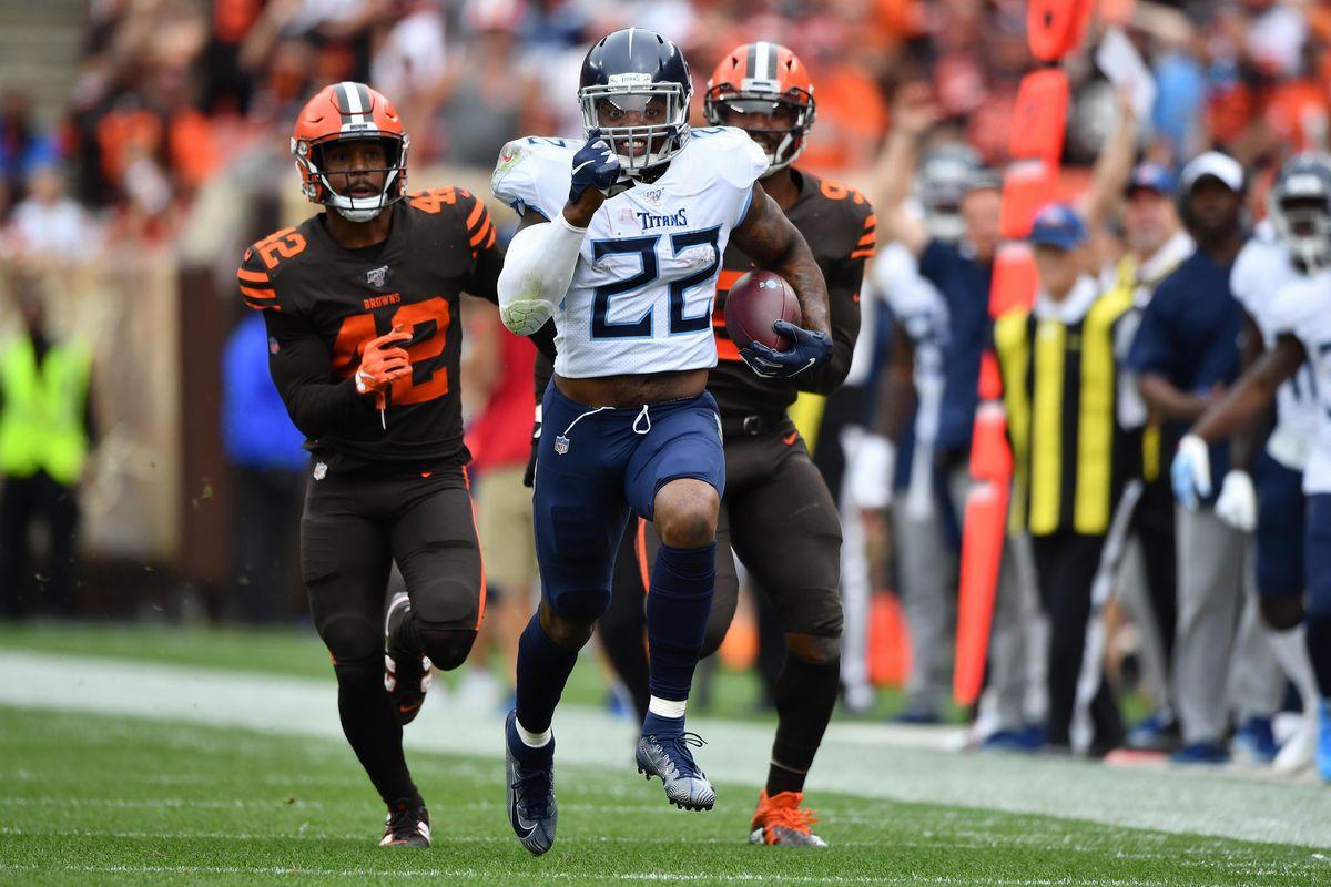 [NFL] Week 1: I Titans che non ti aspetti (Tennessee Titans vs Cleveland Browns 43-13)