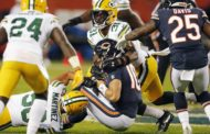 [NFL] Week 1: Green Bay Packers vs Chicago Bears 10-3