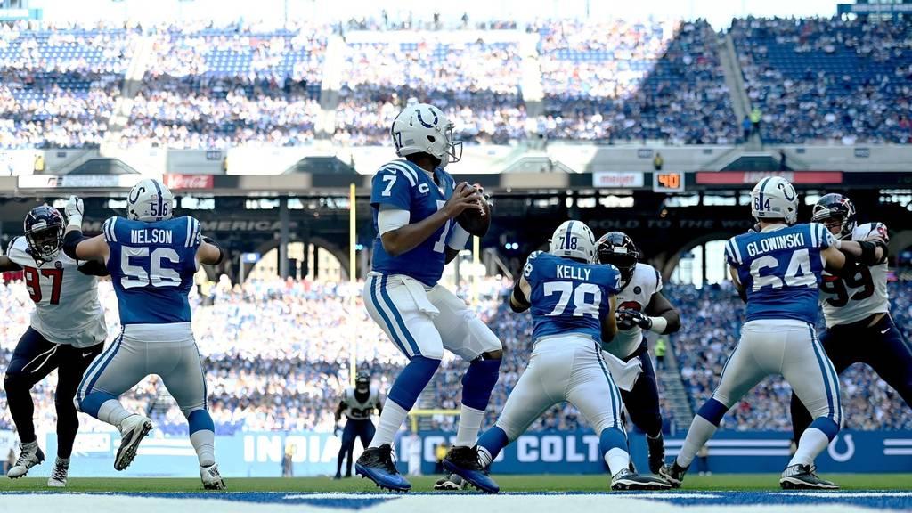 Prova di maturità (Houston Texans vs Indianapolis Colts 23-30)