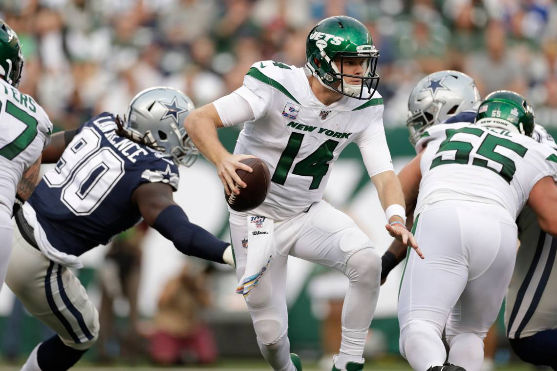 Sprofondo Cowboys (Dallas Cowboys vs New York Jets 22-24)
