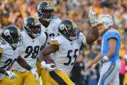 Terzo QB (Pittsburgh Steelers vs Los Angeles Chargers 24-17)