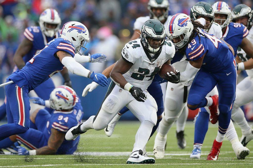 Il peso dell'esperienza (Philadelphia Eagles vs Buffalo Bills 31-13)