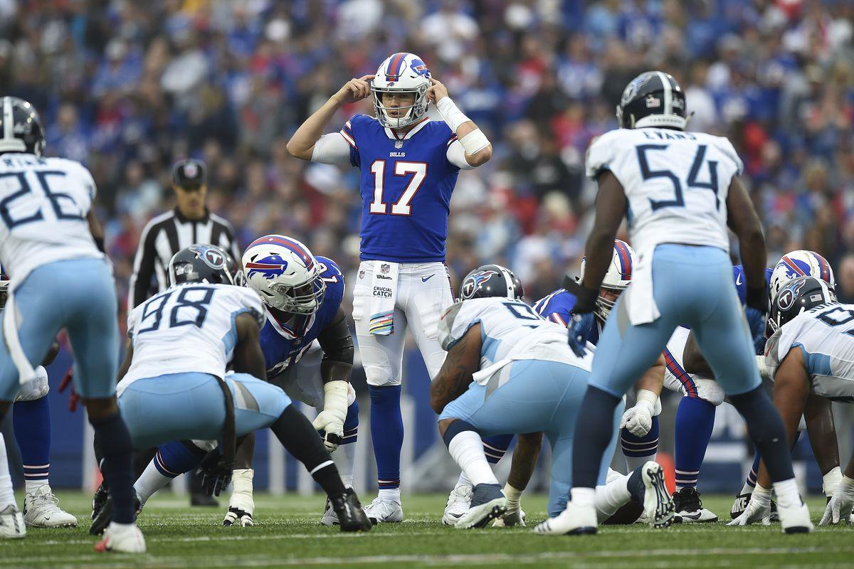 I Bills fanno sul serio (Buffalo Bills vs Tennessee Titans 14-7)