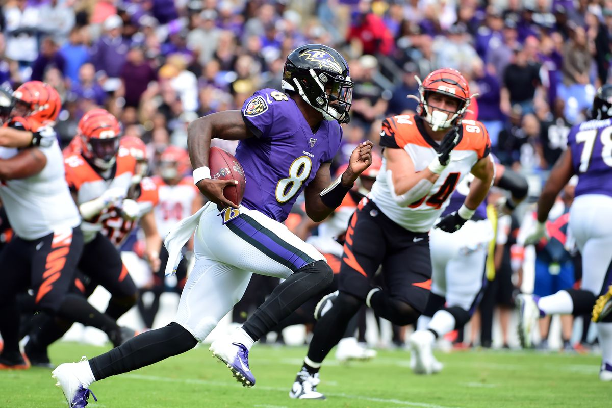 Terra-Aria Jackson (Cincinnati Bengals vs Baltimore Ravens 17-23)