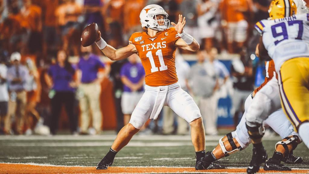 Heisman Watch 2019: Sam Ehlinger
