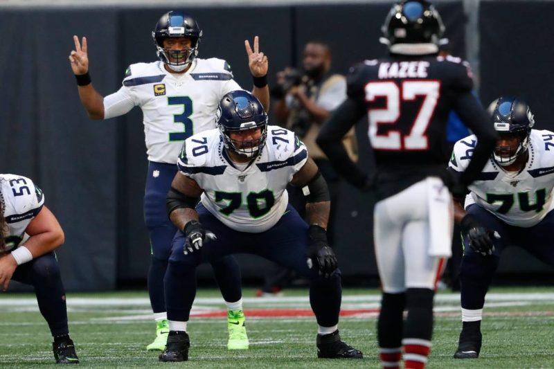 Wilson Seahawks Falcons
