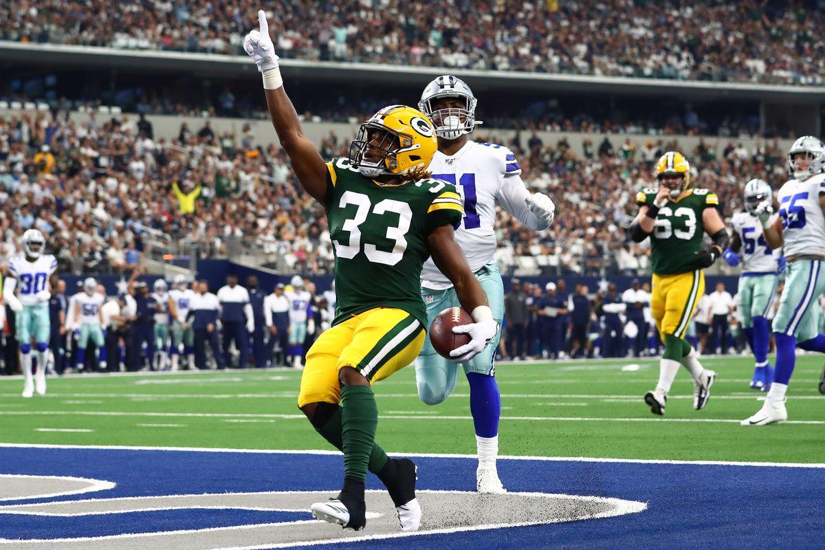 Meglio due Aaron che uno (Green Bay Packers vs Dallas Cowboys 34-24)