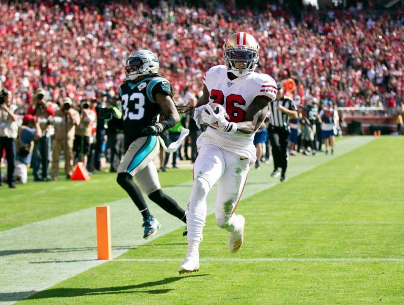 coleman 49ers panthers