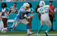 [NFL] Week 4: Ekeler in forma (Los Angeles Chargers vs Miami Dolphins 30-10)