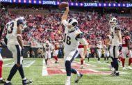Ritorno alla vittoria (Los Angeles Rams vs Atlanta Falcons 37-10)
