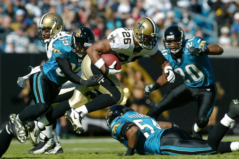 saints jaguars williams