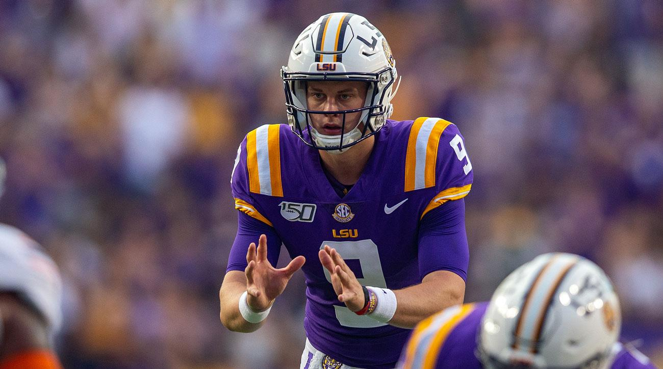 Heisman Watch 2019: Joe Burrow