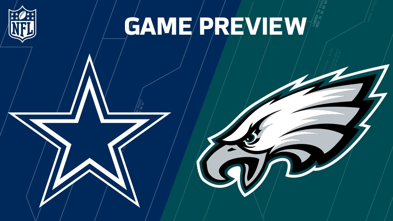 Preview tattico di Philadelphia Eagles vs Dallas Cowboys