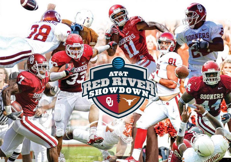 red river showdown