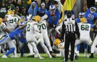 La dura legge del Lambeau (Detroit Lions vs Green Bay Packers 22-23)