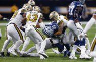 [NFL] Week 4: Vittoria di difesa (Dallas Cowboys vs New Orleans Saints 10-12)