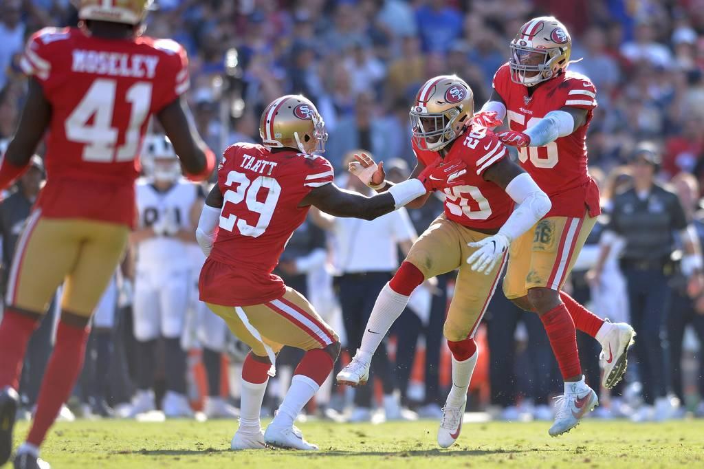 La Serra di Huddle: è la difesa la vera forza dei 49ers